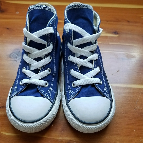 Converse Other - Kid's Converse All Star Chuck Taylor Sneakers, 10